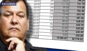 ¡Exclusivo! El candidato Nieto Montesinos acusado por deuda de casi 43 mil soles de mantenimiento
