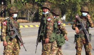 Golpe de Estado en Birmania: militares toman el control del país
