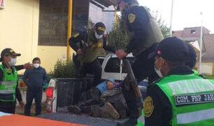 Junín: muertos, heridos y desaparecidos deja violento enfrentamiento entre comuneros