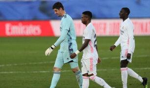 Real Madrid cayó 1-2 ante Levante y se aleja del título de LaLiga Santander