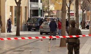 Francia: ex militar decapita a un vagabundo y arroja su cabeza por la ventana
