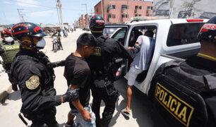 Cuarentena: Entre el 31 de enero y el 1 de febrero se han detenido a 6 645 personas