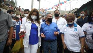 COVID-19: Ministerio de Salud anuncia protocolo para campañas electorales