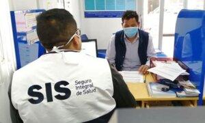 SIS: Se transferirán S/ 584 millones para la atención de los asegurados