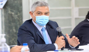 José Elice: Gobierno dejará plan para fortalecer y modernizar PNP debidamente financiado