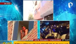 San Luis: vecinos respiran aliviados tras retiro de inquilino violento