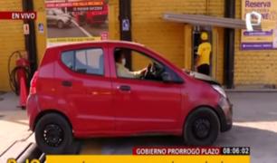 Alertan que 4 mil vehículos en Lima y Callao no pasarán revisión técnica por prórroga de plazos