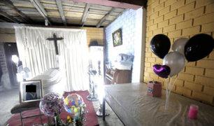 Bala perdida mata a una joven mientras dormía en su casa del Rímac