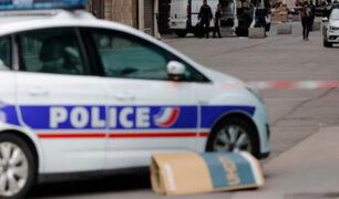 Francia: Policía halla cabeza de hombre en una caja de cartón