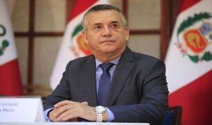 Daniel Urresti: Fiscalía interrogará el 27 de abril a congresista por caso Hugo Bustíos