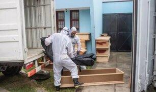 COVID-19: Perú planteará ante OPS y OMS nueva metodología para conteo de víctimas