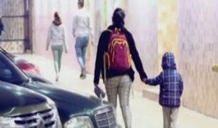 Surco: capturan a presuntos estafadores que utilizaban a menores