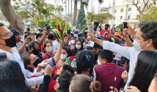 Candidatos se pronuncian tras publicación del protocolo sanitario en campaña electoral