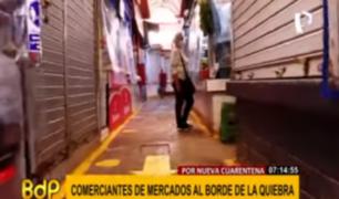Entre la quiebra y la incertidumbre: el sombrío panorama de los mercados en cuarentena