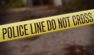 EEUU: mueren cinco niños y un hombre tras tiroteo en Oklahoma