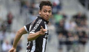 Cristian Benavente: así fue el cálido recibimiento al peruano tras fichar por Sporting Charleroi