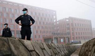 OMS en Wuhan: visitan laboratorio en busca del origen de la pandemia del covid-19