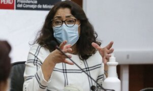 """Premier Bermúdez: """"No pueden reclamarnos por problemas estructurales en Salud"""""""