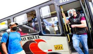 Premier confirma que movilización se redujo en Lima con nueva cuarentena