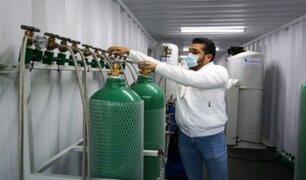 Presidente de AMPE exhorta al Gobierno a implementar más plantas de oxígeno