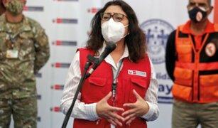 Sinopharm: Perú a la espera de confirmación de nueva fecha de llegada de las vacunas