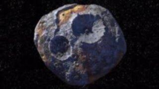 """La NASA prepara exploración a Psyche 16, el asteroide """"que vale más que toda la economía de nuestro planeta"""""""