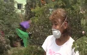 Madre e hijo con autismo viven en parque tras ser desalojados en SMP
