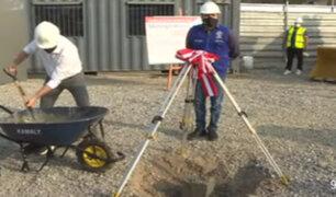 Metropolitano: inician obras de ampliación del servicio hacia Carabayllo