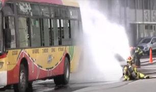 Cercado de Lima: ciudadanos fueron evacuados tras fuga de gas en avenida arenales
