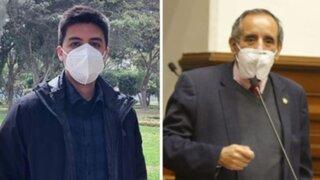 Ministerio Público pidió de 6 a 12 años de cárcel para joven que golpeó al congresista Ricardo Burga