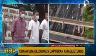 'Los Milicos Truchos': así fue la captura de banda delincuencial dedicada al robo en buses