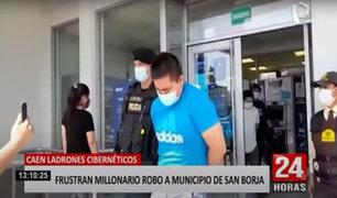 Fraude informático: intentan robar S/.5 millones de la Municipalidad de San Borja