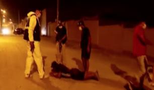 Cae banda 'Los Chuquis de Carabayllo' que asaltaban a conductores