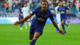 Mira el gran gol de André Carrillo en el fútbol de Arabia Saudita