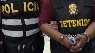 La Victoria: detienen a delincuentes que robaron dinero a pareja en la avenida Luna Pizarro