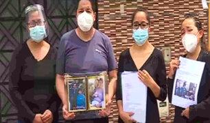 Familia pide ayuda al Minsa tras error de aseguradora que los endeudó por un millón de soles