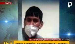 Rímac: liberan delincuente que confesó haber disparado bala que mató a joven que dormía