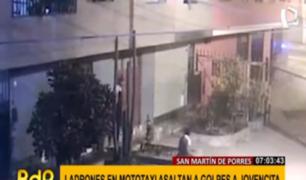 'Raqueteros' en mototaxi siguen haciendo de las suyas en la capital