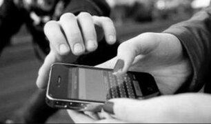 Huancayo: mujer se enfrenta a ladrones, logra recuperar su celular y atrapa a uno de ellos