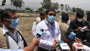 Arequipa: ministro de Agricultura presentará propuesta de cuarentena por provincias