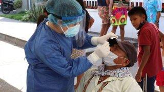 Loreto: Médicos advierten sobre llegada de variante descubierta en Colombia