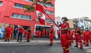 Más de 40 bomberos han fallecido a causa de la COVID-19