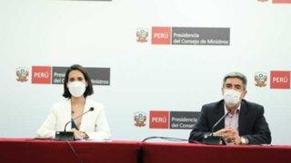 """Ministro de Cultura: """"La llegada de las vacunas Sinopharm servirá para inmunizar a todo el personal de salud"""""""