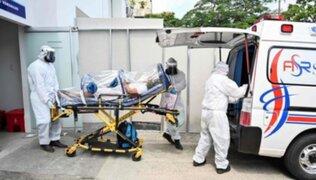 Solo una clínica tiene contrato para aceptar pacientes graves referidos de hospitales