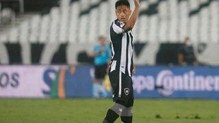 Botafogo de Alexander Lecaros perdió la categoría en Brasil