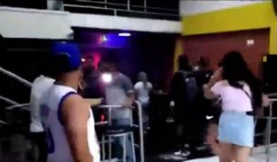 Chiclayo: intervienen a más de 50 personas que participaban de reunión en bar clandestino
