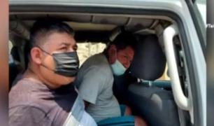 """VMT: detienen a """"Los malditos del Sinai"""" por estafa y usurpación"""