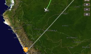 Aterrizó en Lima el primer lote de vacunas contra la Covid-19 de Sinopharm
