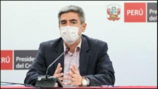"""PCM: """"se han intervenido a 73 436 personas a nivel nacional desde el día 31 enero"""""""