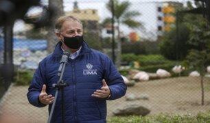 Municipalidad de Lima tiene lista del personal que sería inmunizado